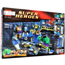 Bela Superheroes 398Pcs Seri 10241 Harga Rp 264.000