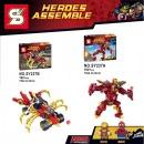 Block Heroes Assemble Set Isi 2 Seri Sy237 Rp. 72.500