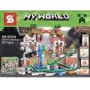 Block My World Jumbo 971Pcs Seri Sy542 Harga Rp 549.000