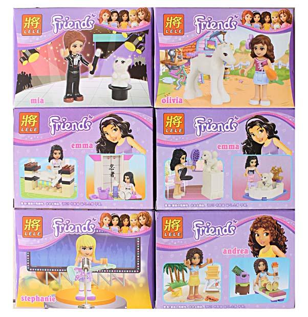 Lego Friends Set Isi 6 Toko Online Jual Mainan Lego Indonesia