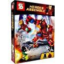 Heroes Assemble 159 Pcs Seri Sy516A Harga Rp 80.000