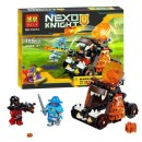 Bela Nexo Knight 105 Pcs Seri 10474 Harga Rp 60.000