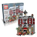 Lepin Fire Brigade 2313 Pcs Seri 15004 Rp. 750.000