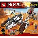 Ninja Thunder Swordsman 1168 Pcs Seri Sy593 Harga Rp 484.000