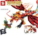 lego-ninja-ninja-thunder-swordsman-299-pcs-seri-sy549
