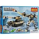 Cogo Army 308 Pcs Seri 3366 Harga Rp 145.000