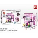 Sembo Block Spa 163 Pcs Seri Sd6506 Rp. 65.000