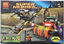 Super Heroes 495Pcs Seri 10228 Rp. 275.000