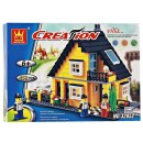 Wange Creation Villa 458 Pcs Seri 32052 Rp. 130.000