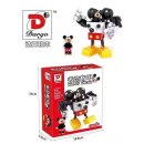Dargo Mickey Mecha 198 Pcs Seri 895A Harga Rp 60.000