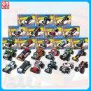 Mini Brix Racers Hotwheels Harga Rp 40.000